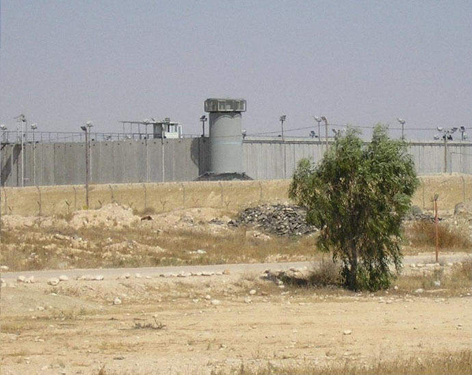 Ktzi'ot Prison (Photo from wikipedia.org)