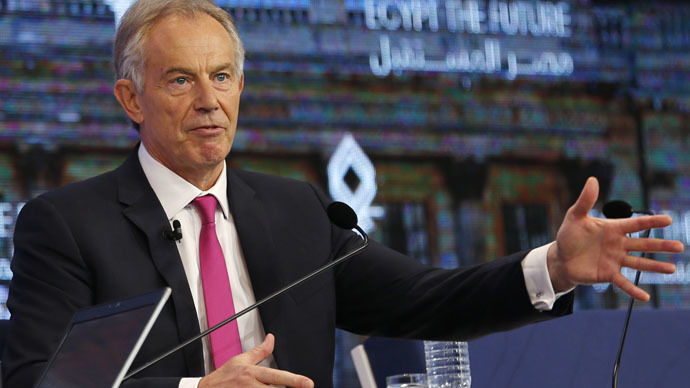 ​Tony Blair: Iraq war didn't cause 7/7, Islamic terrorism must be fought militarily
