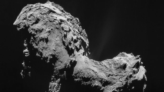 ​No extraterrestrial life forms on Philae's comet after all?