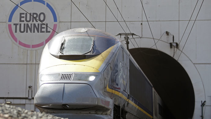 Migrant dies in Channel Tunnel attempting to enter UK