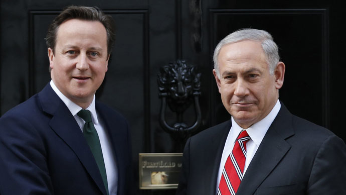 Netanyahu 'urged European leaders to support' resolution against Israel