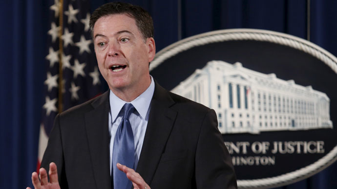 FBI chief pushes for encryption 'back door' despite tech experts' opposition