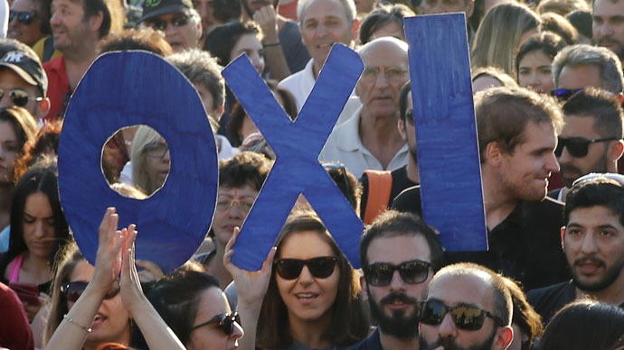 ​Anti-austerity activists plan 'Oxi to Osborne' protests, oppose Tory budget