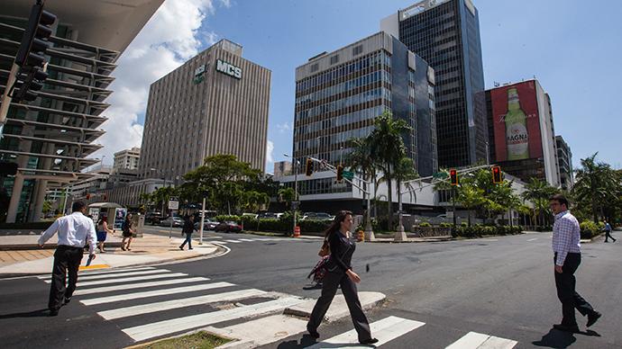 Debt-ridden Puerto Rico fails in bid for municipal bankruptcy rights