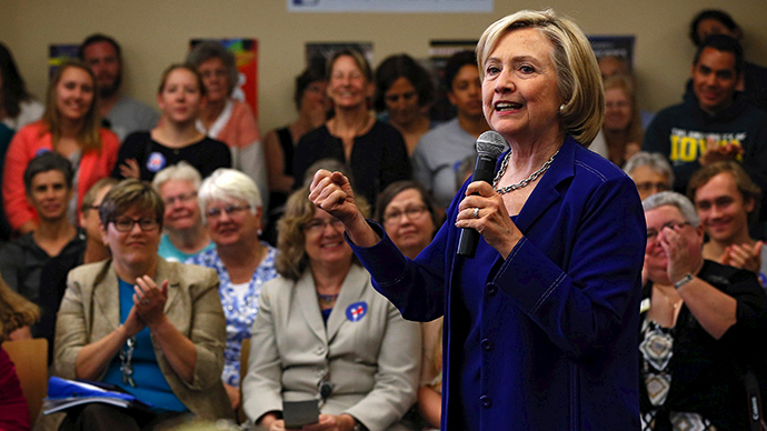 Hillary Clinton says 2016 presidential campaign is her 'last rodeo'
