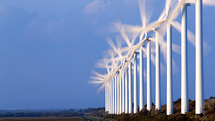 Wind energy to power Facebook's new Texas data center