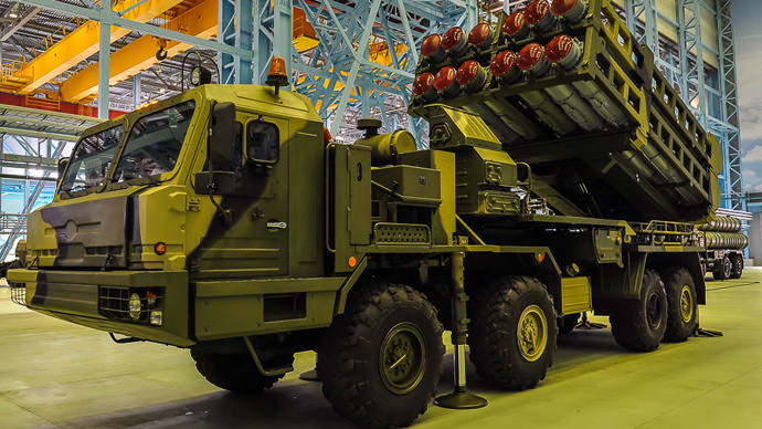 Next gen S-350 mobile mid-range missiles to make Russian air defense impenetrable