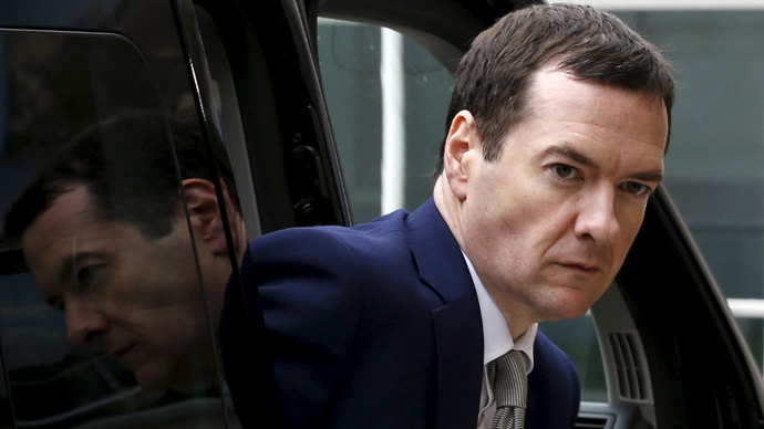 The ax man cometh: George Osborne's emergency budget