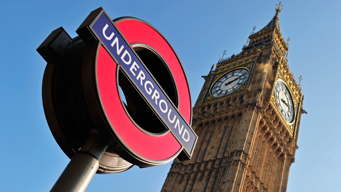 ​20,000 transport workers strike as Tube bosses 'squander' resolution opportunity