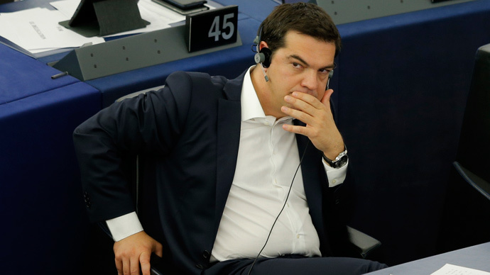 Greece asks for new 3yr loan, promises reform plan on July 9