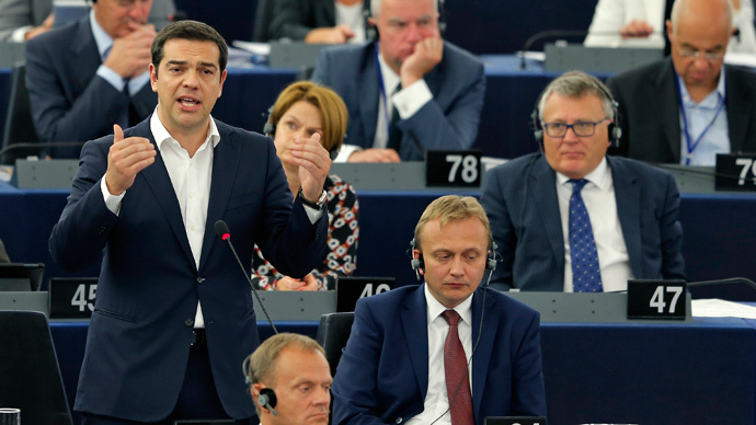 Grevolt? Voices supporting Athens grow in European Parliament