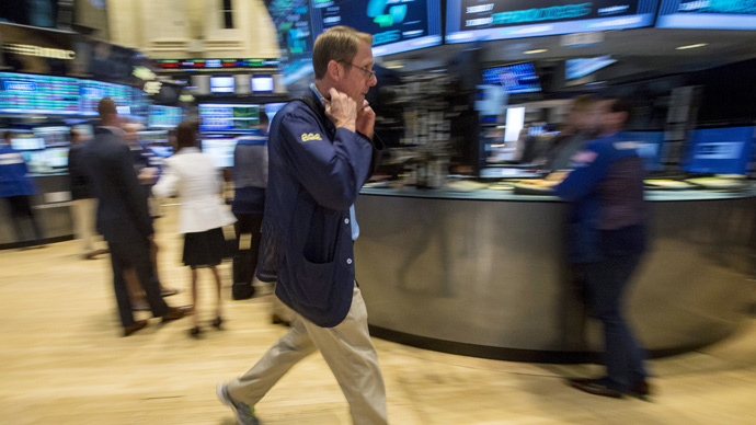 Computer glitch shuts down trading on New York Stock Exchange