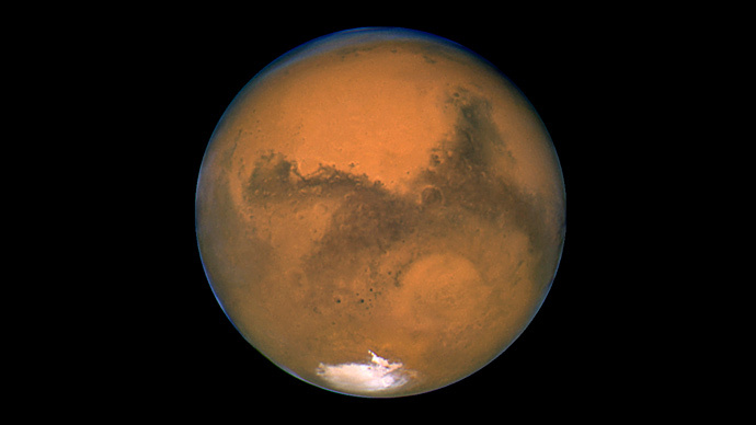 Opal discovery on Mars may be key to proving ancient life on Red Planet