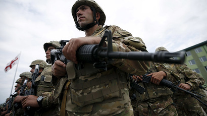 'Agile Spirit': NATO military exercises kick off in Georgia