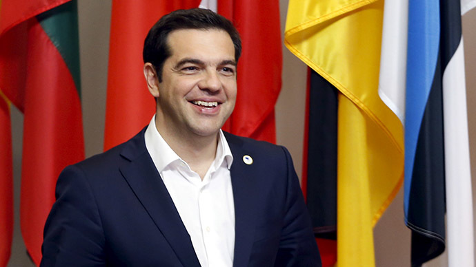 'Greatest moment of solidarity': Tsipras reminds EU of post-WWII Germany debt cut