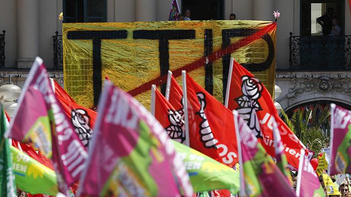 EU Parliament backs TTIP resolution