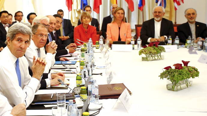 Iran asks Lavrov to bless nuclear deal, Obama says 'chances less than 50-50'