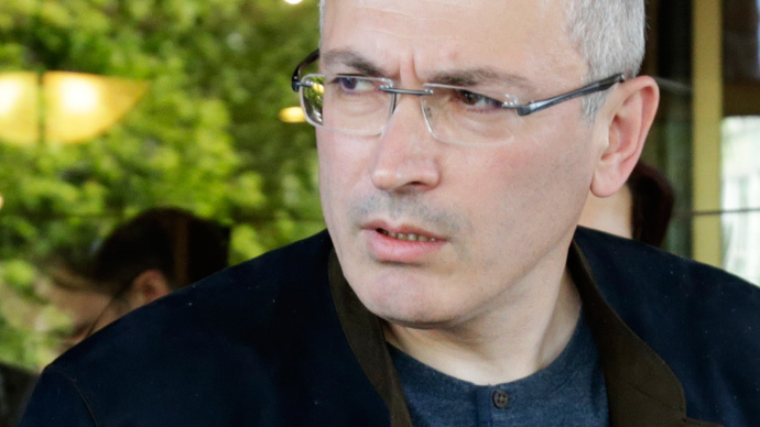 Justice Ministry to add Khodorkovsky's Open Russia NGO to list of undesirable groups - report