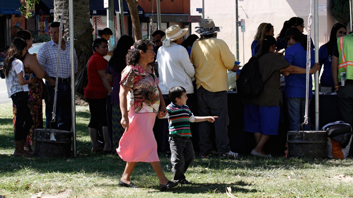 Latinos surpass whites as largest ethnic group in California