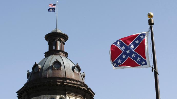 Dixie down: S. Carolina lawmakers vote to remove Confederate flag
