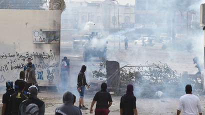 EU parliament calls for tear gas ban for Bahrain, release of Nabeel Rajab