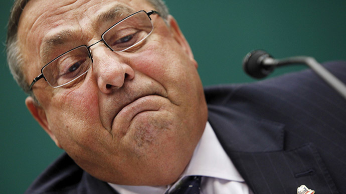 That's not how it works: Maine gov. accidentally enacts laws he meant to veto