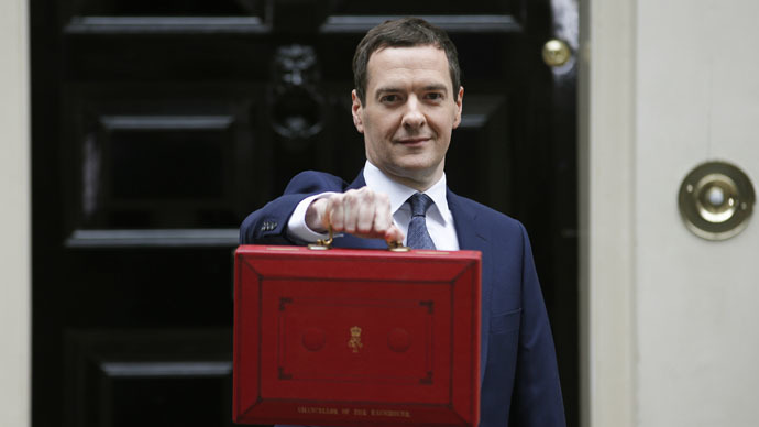 Osborne's 'regressive' budget leaves 3mn households £1,000 worse off per year – IFS