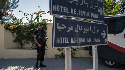 ​Tunisia terror evacuation sparks diplomatic spat as Britons brought home
