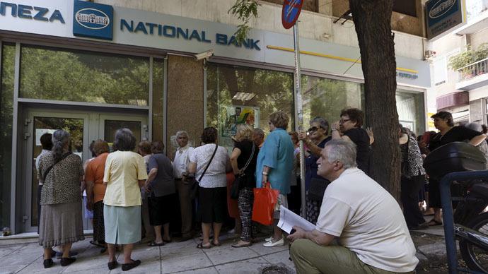 Greek banks to go bankrupt Monday if no debt deal – FT