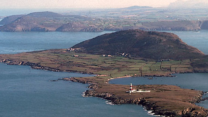 Ghost-loving castaway required to manage isolated Welsh island