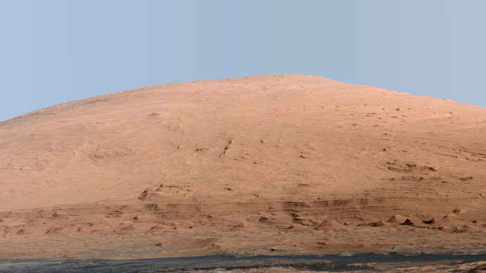 ​NASA 'Mars Trek' tool takes you on virtual tour of Red Planet