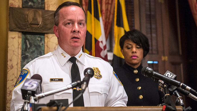 ​Homicide spike, demoralized force poses tough challenge for new Baltimore police chief