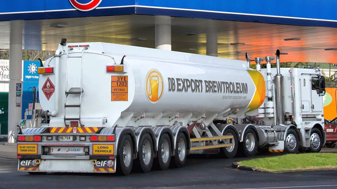 Drink beer, save the planet! NZ company introduces world's first beer-based fuel