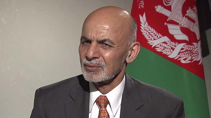'Al-Qaeda was terrorism version 1, ISIS is version 6' – Afghan President Ghani to RT