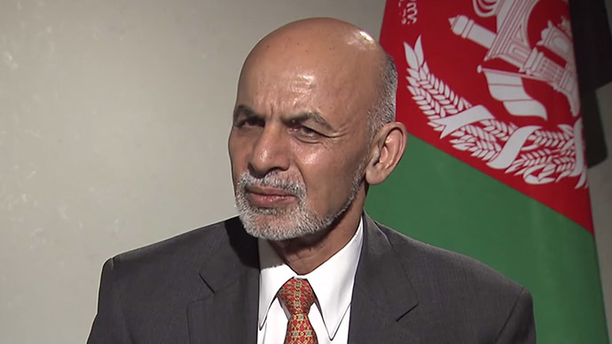 'Al-Qaeda was terrorism version 1, ISIS is version 6' – Afghan President Ghani to RT