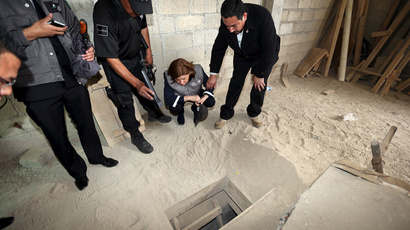 Biggest jailbreak tunnel? How Mexican drug lord El Chapo escaped prison