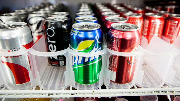 UK doctors call for 20% tax on sugary drinks to tackle obesity