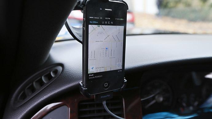 Uber drivers in LA claim entrapment after sting arrests