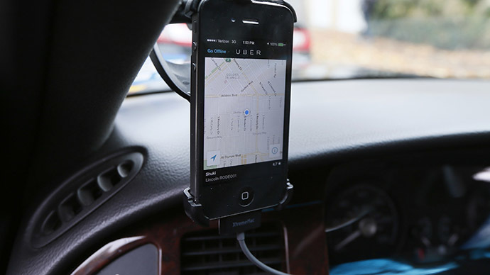 Uber drivers in LA claim entrapment after sting arrests