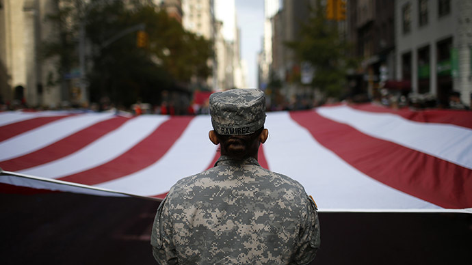 US military moves to remove ban on transgender members
