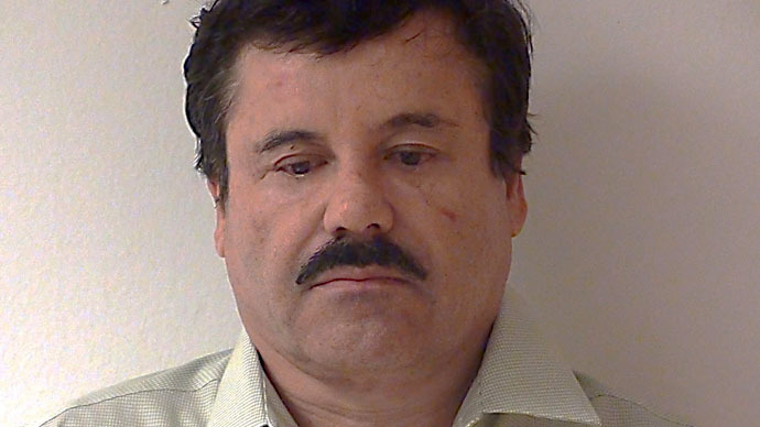 ​Alleged photos of Mexican kingpin Guzman enjoying life after escape leaked