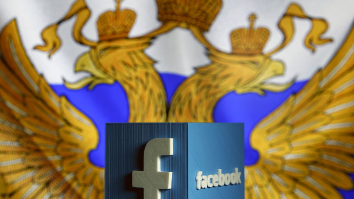 State Duma MP urges Facebook coordinate censorship with Russian authorities