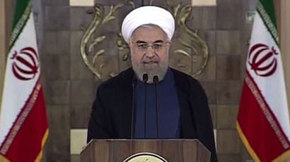 Rouhani: Nuclear deal annuls meaningless sanctions, protects Iran's achievements