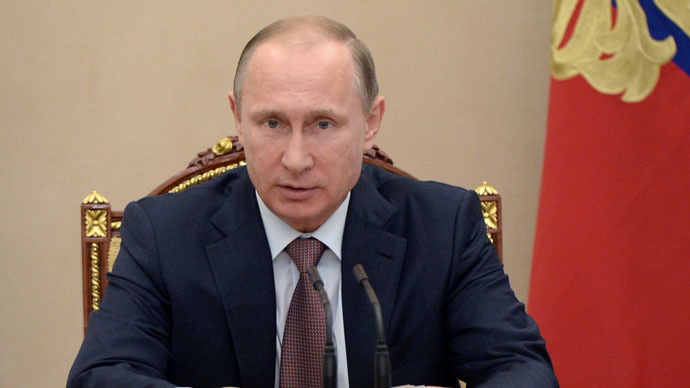 Putin inks law on rating agencies' activities in Russia