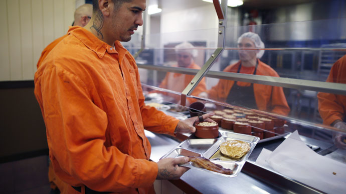Michigan ends prison food deal with private company over maggots, drug smuggling