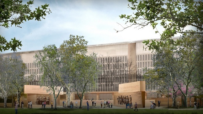 Taiwan gives $1 mil to Eisenhower Memorial campaign