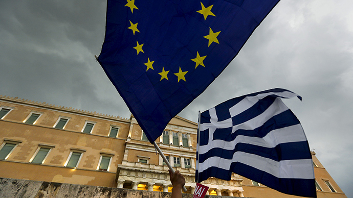 IMF: Greek debt 'unsustainable,' Europe should give relief – report