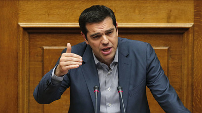 Greece crisis: Treasury backs use of UK cash to help kick-start Athens' economy
