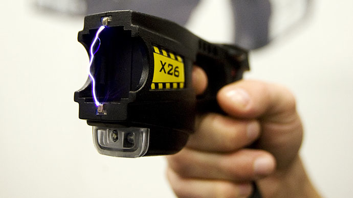 Alabama mother says cops tased epileptic teen girl 3 times