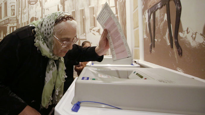 Putin orders all 2016 parliamentary polls move to single election day